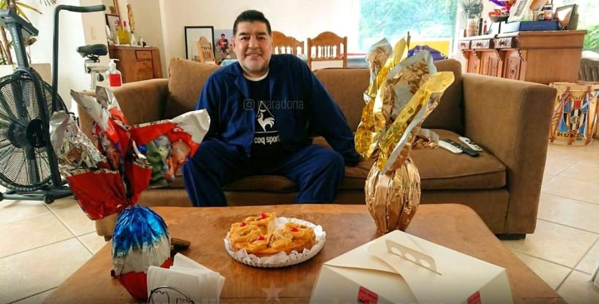 Maradona y su millonario patrimonio inmobiliario