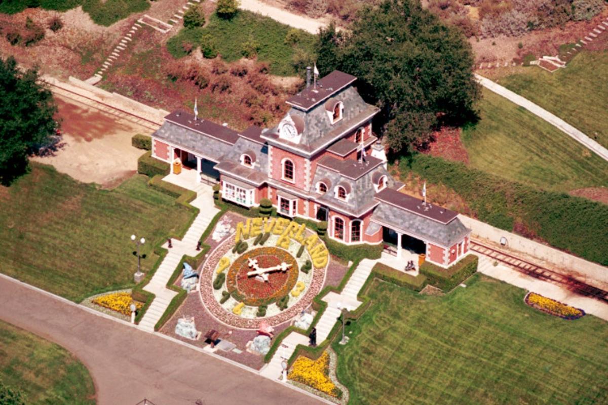 El rancho de Neverland se vendió con descuento