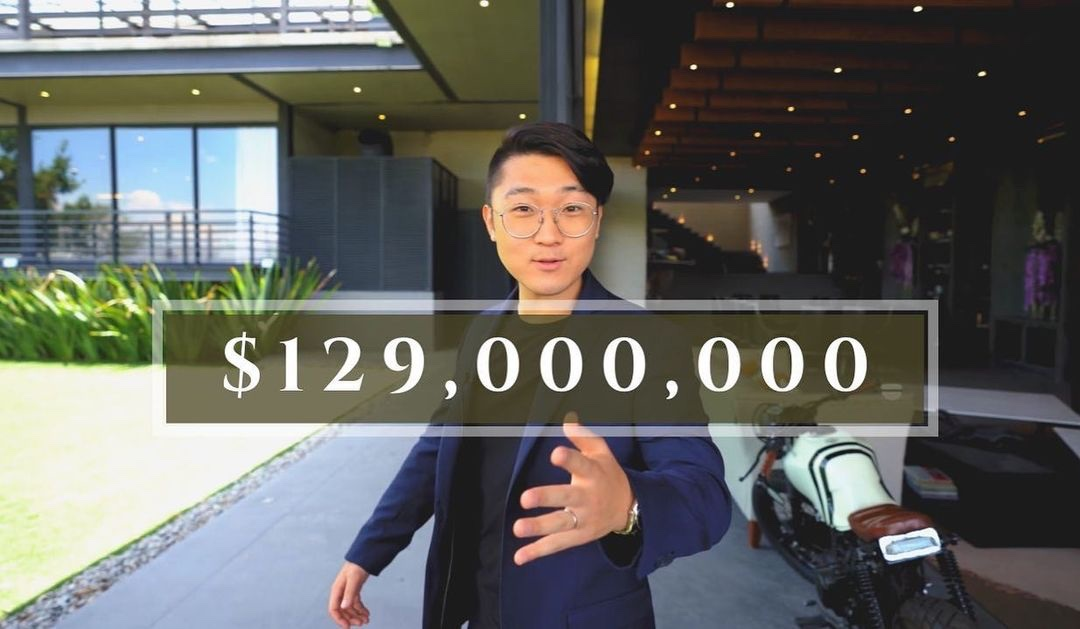 Youtuber propiedades lujo