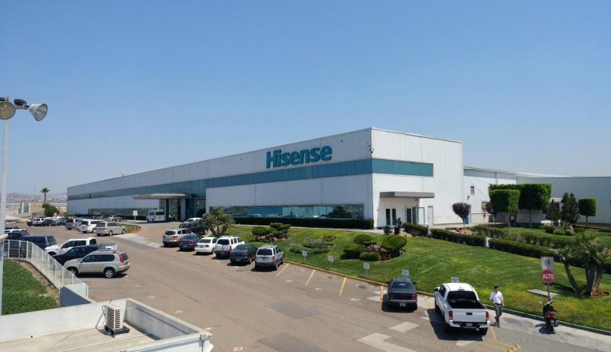 : Hisense-inversion-nuevo-leon